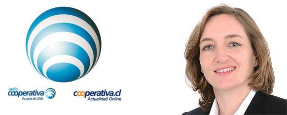 Entrevista en Radio Cooperativa a Ximena Julio